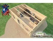 Log Cabin Warrington 5m x 3.5m 005