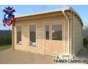 Log Cabin Warrington 5m x 3.5m 004