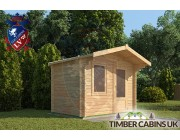 Log Cabin West Lothian 3m x 2m 001