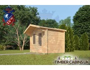Log Cabin West Lothian 3m x 2m 002