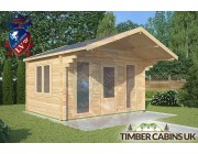 Log Cabin Wigan 4m x 3m 001