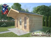 Log Cabin Wigan 4m x 3m 002