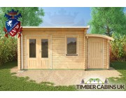 Log Cabin Wigan 5.5m x 3m 004