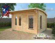 Log Cabin Wirral 4m x 3m 003