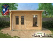 Log Cabin Wirral 4m x 3m 004