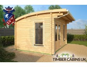 Log Cabin Wirral 4m x 3m 002