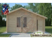 Log Cabin Wiswell 4.5m x 3.5m 003