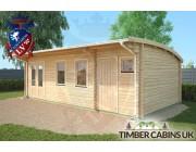 Log Cabin Wolverhampton 7.5m x 4m 002