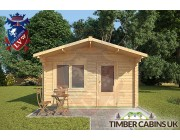 Log Cabin Wycombe 4m x 5m 003