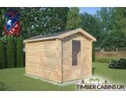 Log Cabin Accrington 2m x 3m 001