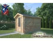 Log Cabin Accrington 2m x 3m 002