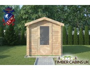 Log Cabin Accrington 2m x 3m 003