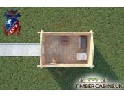 Log Cabin Accrington 2m x 3m 004
