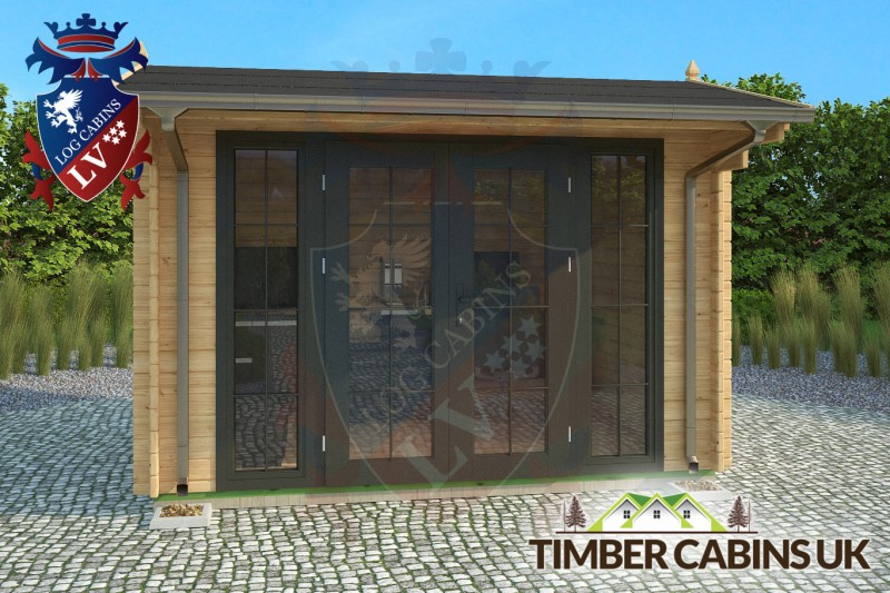 Log Cabin Kings Lynn 3.5m x 3m 001