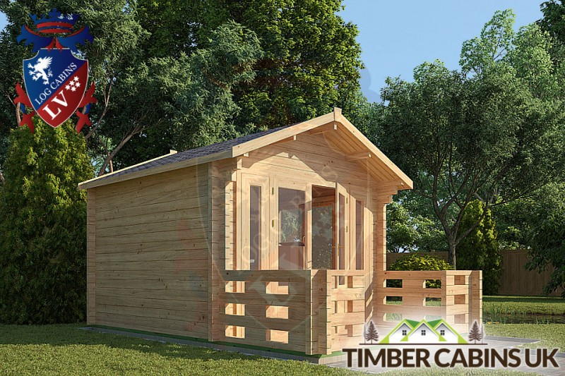 Log Cabin Chelmsford 3m x 3m 001