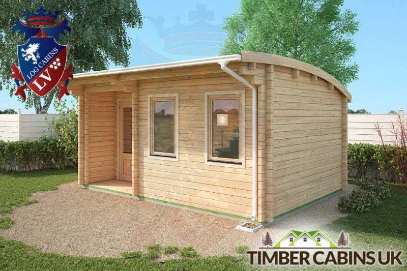 Log Cabin Coventry 5m x 3.5m 001