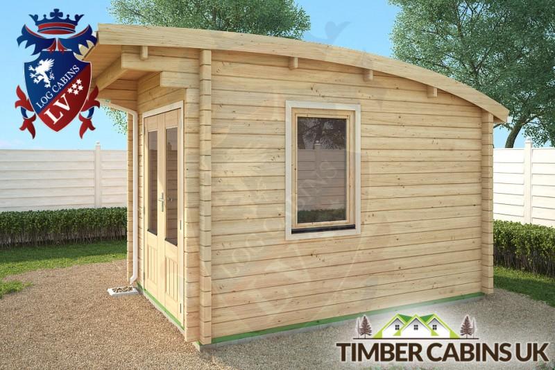 Log Cabin Leeds 2.5m x 3.5m 001