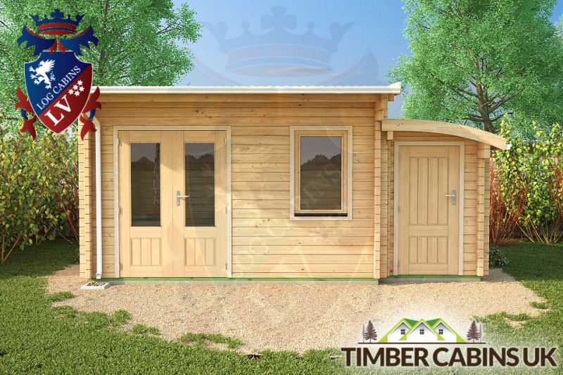 Log Cabin Wigan 5.5m x 3m 001