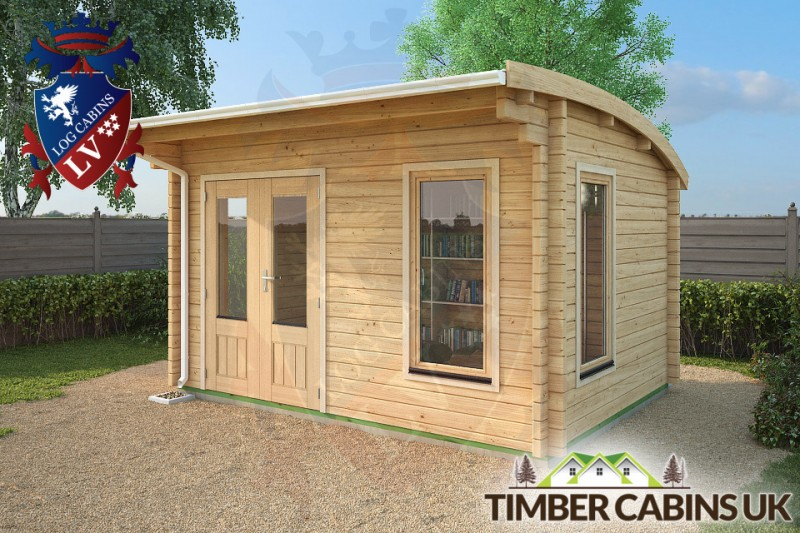 Log Cabin Wirral 4m x 3m 001