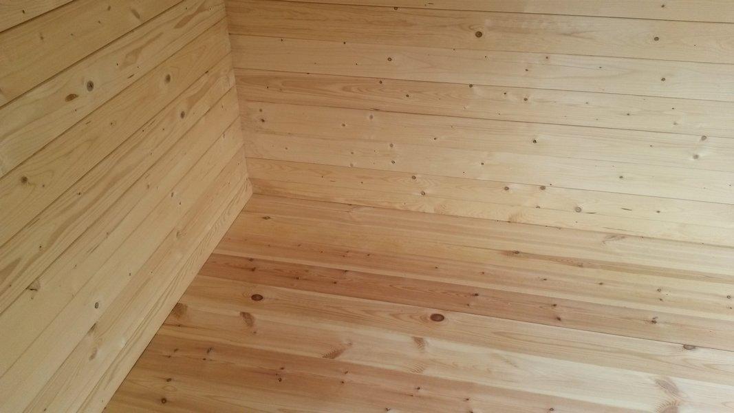 Deluxe Log Cabin Kings Lynn 3.5m x 3m_4