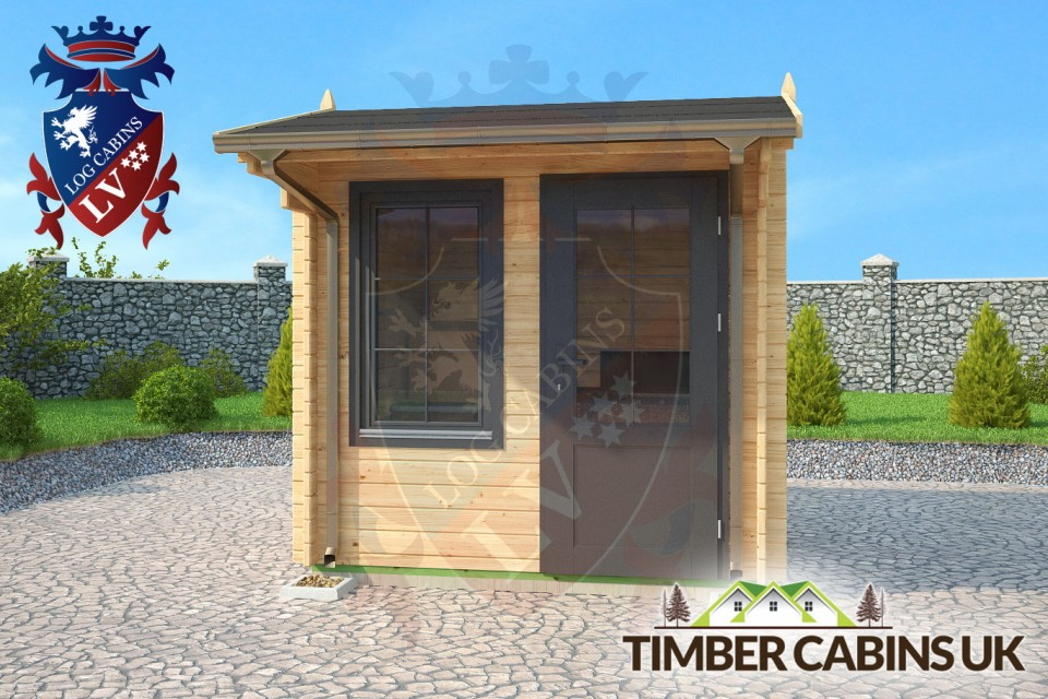 Log Cabin Preston 001