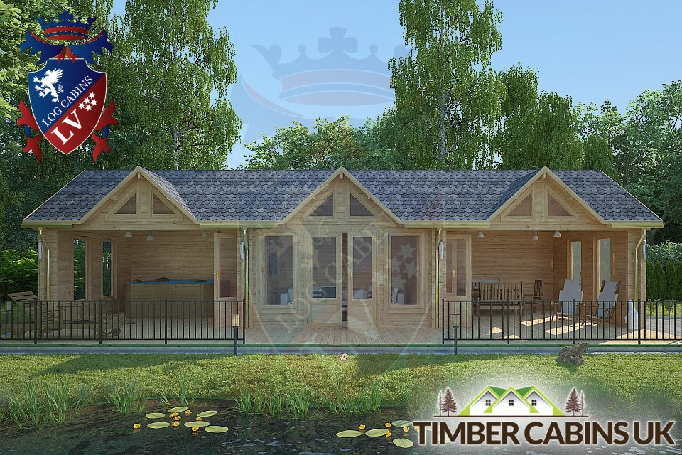 Log Cabin Maidstone 12m x 4m 001