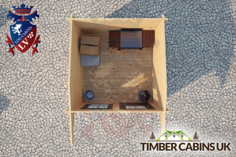 Log Cabin Preston 002