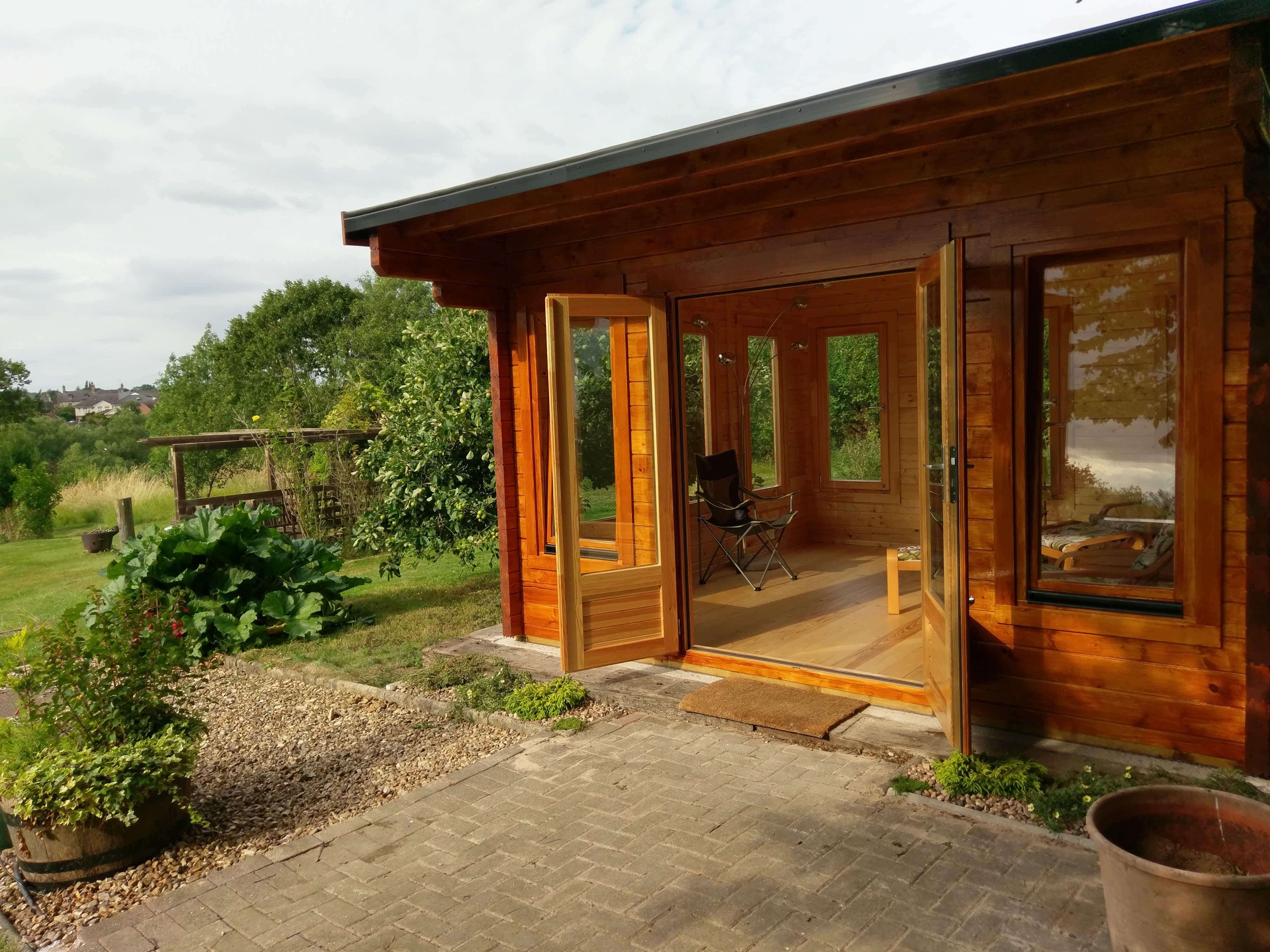 Log Cabin South Oxfordshire 4m x 4m_6
