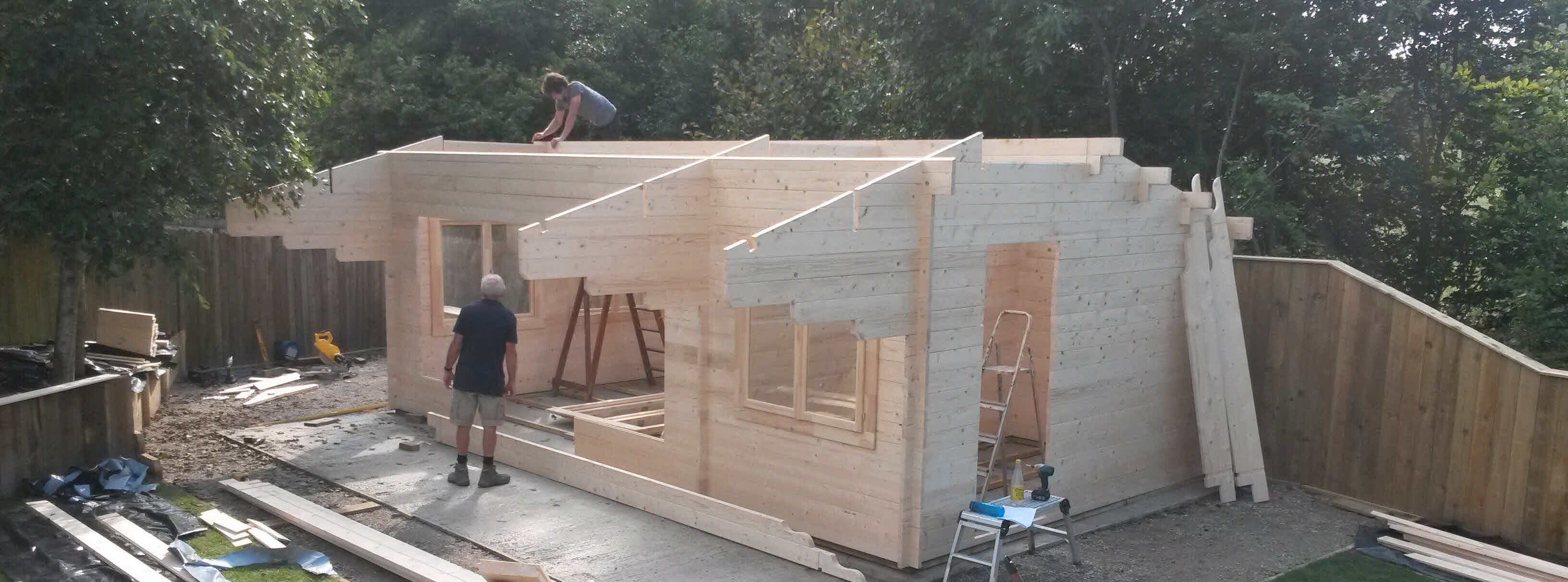 Timber Cabin Installation Gisburn 4m x 7m _about_us