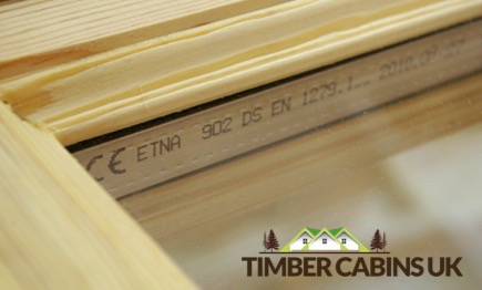 Timber Cabins UK Log Cabins Windows and Doors 001