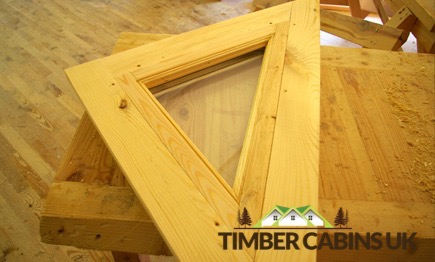 Timber Cabins UK Log Cabins Windows and Doors 003