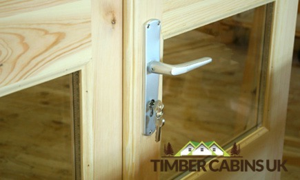 Timber Cabins UK Log Cabins Windows and Doors 004
