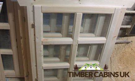 Timber Cabins UK Log Cabins Windows and Doors 008