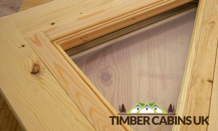 Timber Cabins UK Log Cabins Windows and Doors 009