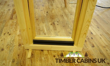 Timber Cabins UK Log Cabins Windows and Doors 010