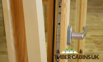 Timber Cabins UK Log Cabins Windows and Doors 016