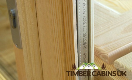 Timber Cabins UK Log Cabins Windows and Doors 017