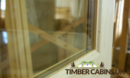 Timber Cabins UK Log Cabins Windows and Doors 018