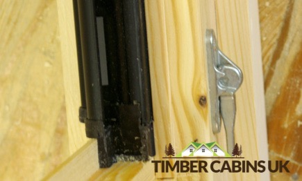 Timber Cabins UK Log Cabins Windows and Doors 019