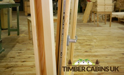 Timber Cabins UK Log Cabins Windows and Doors 020