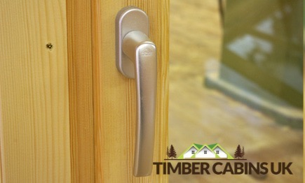 Timber Cabins UK Log Cabins Windows and Doors 022