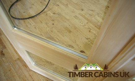Timber Cabins UK Log Cabins Windows and Doors 032