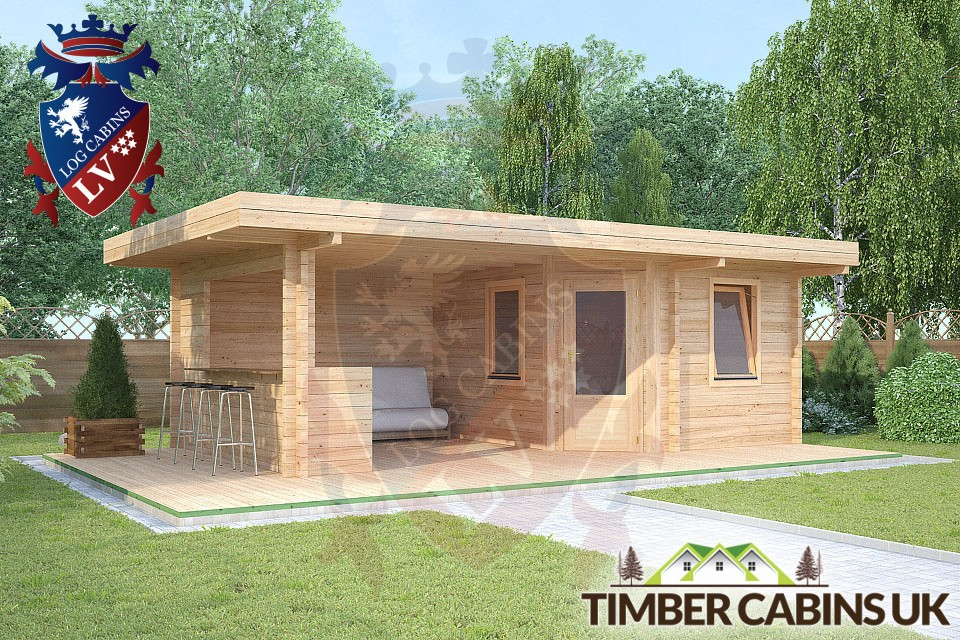 Quality Log Cabins Chelsea Timber Cabins UK