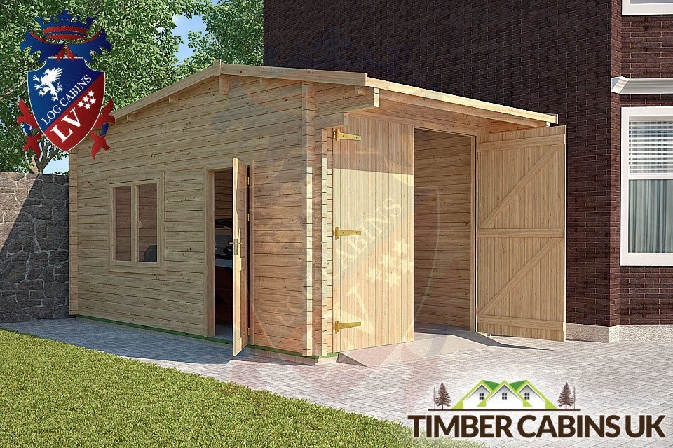 Quality Log Cabins Dover Timber Cabins UK